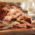 Chili Rub Slow Cooker Pulled Pork